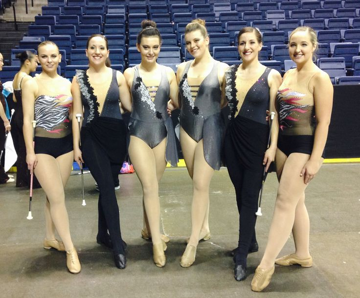 Senior Pairs from Pan Pacs 2017 #batontwirling #costumes #panpacificcup2017
