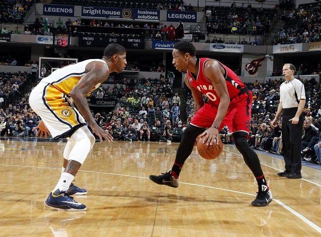 Playoffs NBA: Derozan recupera la puntería y los Raptors arrollan a Pacers