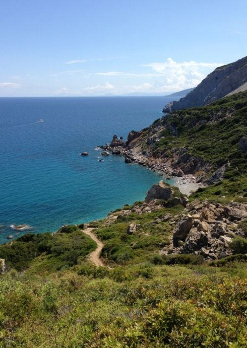 Travel review on The Aegean Gem of Skiathos - Out & about - Hampshire
