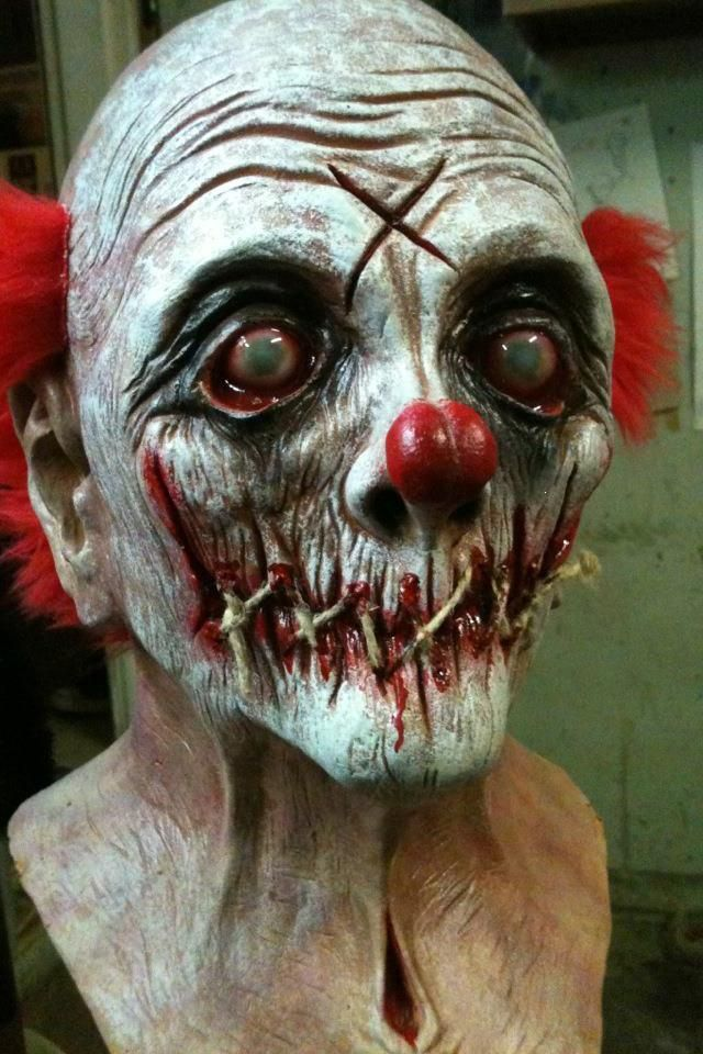 355 Best Crazy Clowns Images On Pinterest Evil Clowns
