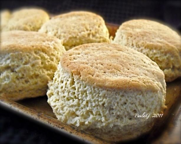 Gluten Free Biscuits. These are really good. Used stevia to sweeten and Mary's gf all purpose flour mix