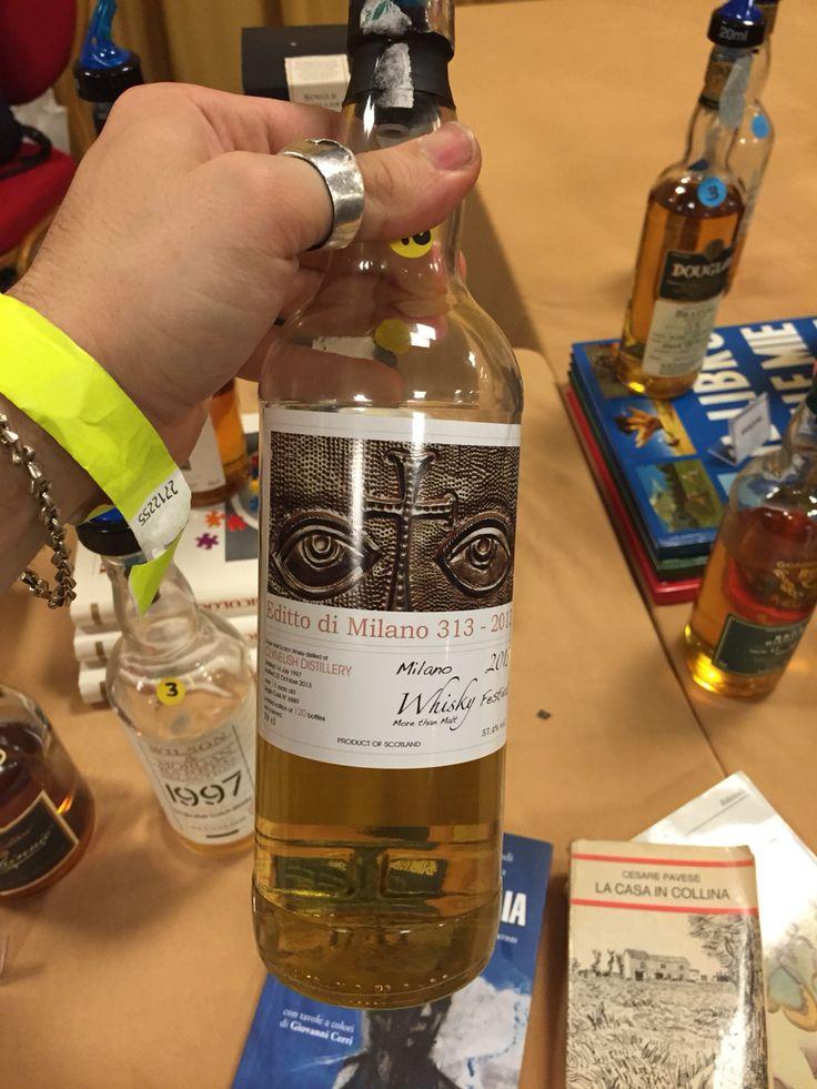 Clynelish 16yrs Milano Whisky Festival