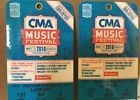 #Ticket  2016 CMA Music Festival 2 tickets and 4 day pass section 133 lower club #deals_us
