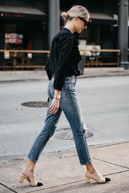 Daily Jean Wearing Inspration. / Günlük Jean Giyimi İlhamları.