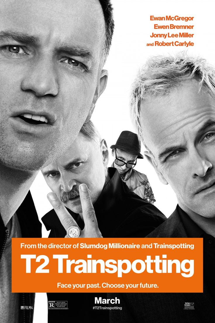 MP1301 T2: Trainspotting by Empire Design, Danny Boyle 2017