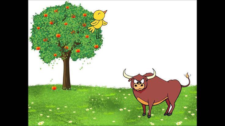 Músicas para o Jardim de infância - O touro e o passarinho