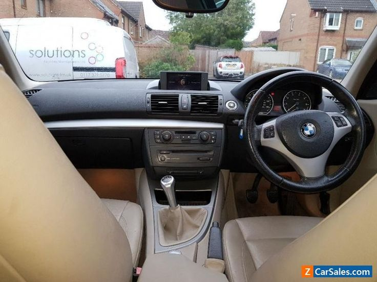BMW 1SERIES SAT NAV 12MONTHS MOT #bmw #1series #forsale #unitedkingdom