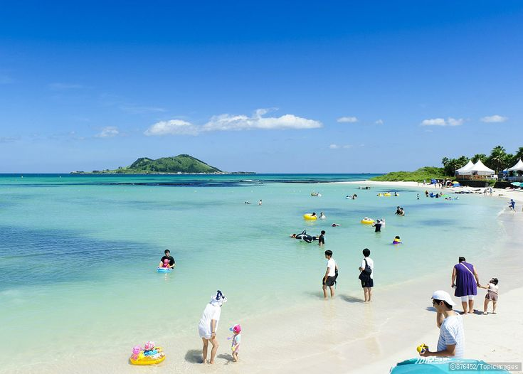 Hyeopjae beach | Jeju Island, Korea