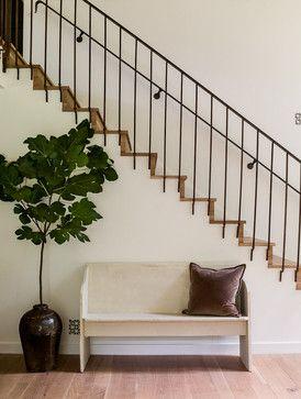 Lauren's House - eclectic - Entry - Dc Metro - Lauren Liess Interiors