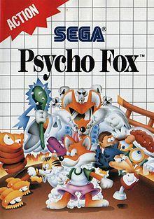 Psycho Fox - Wikipedia, the free encyclopedia