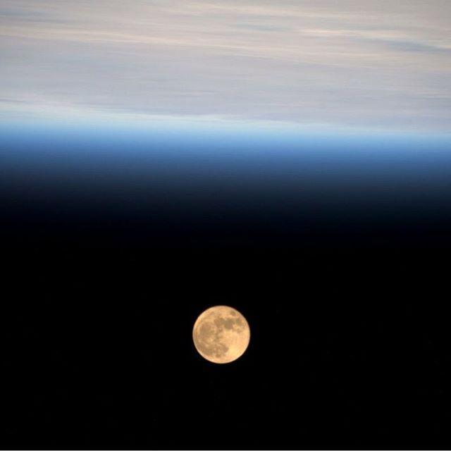 WEBSTA @ jennracioppi - A different perspective of our beloved Luna from our friends at @nasa! Later this week, she will be full in the sign of #Cancer - so get ready to feel some feels! Moon in Cancer is one of the most emotional lunar placements and it loves the homelife. This full moon though is not your normal Cancer full moon because it's opposed by Pluto and squared by Uranus, Eris, and Jupiter. Get ready, change is a chugging a long. Plan a nourishing meal at home with loved ones, or…