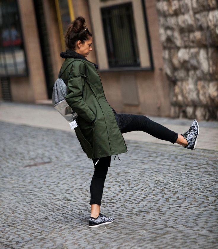 SHOP Beango coat http://beango.hu/en/style/dura-padded-coat/military-green