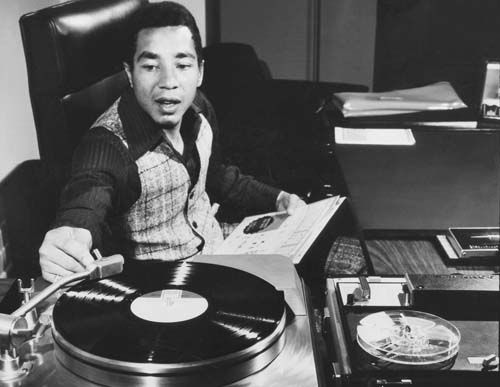 "William ""Smokey"" Robinson was not only a singer, songwriter and producer, but quickly became a vice president at Motown when Berry Gordy Jr. saw his leadership and organizational skills. (The Detroit News archives)"