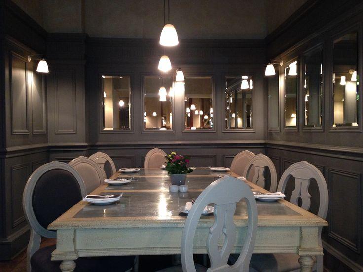 Aubaine French restaurant at London Mayfair