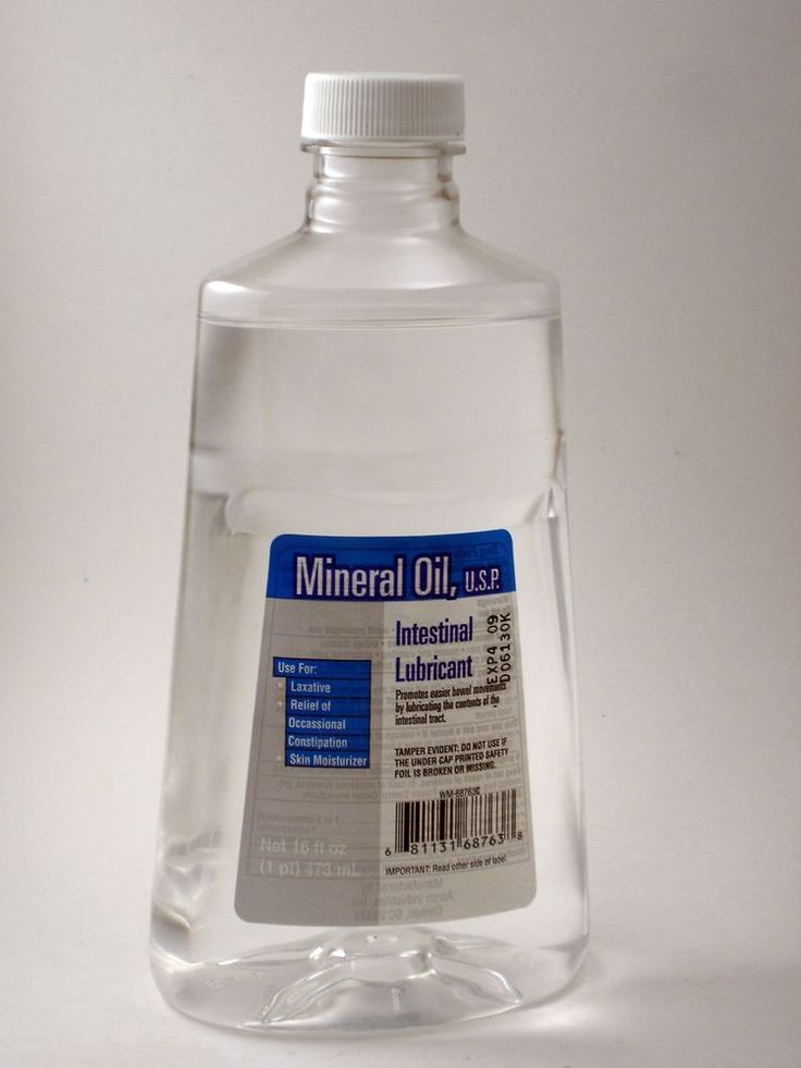 The Uses and Impact of Mineral Oil