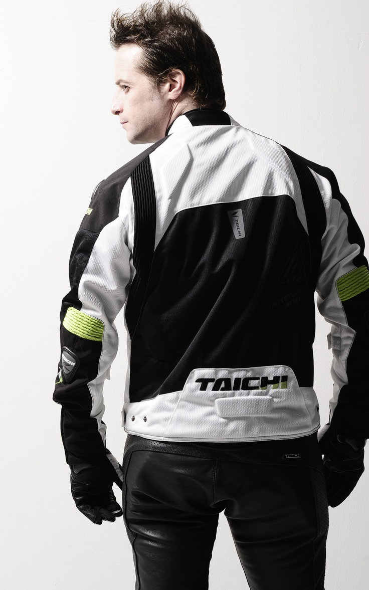 RSJ275 ARMED HIGH PROTECTION MESH JACKET http://pro.rs-taichi.com/product/RSJ275.html