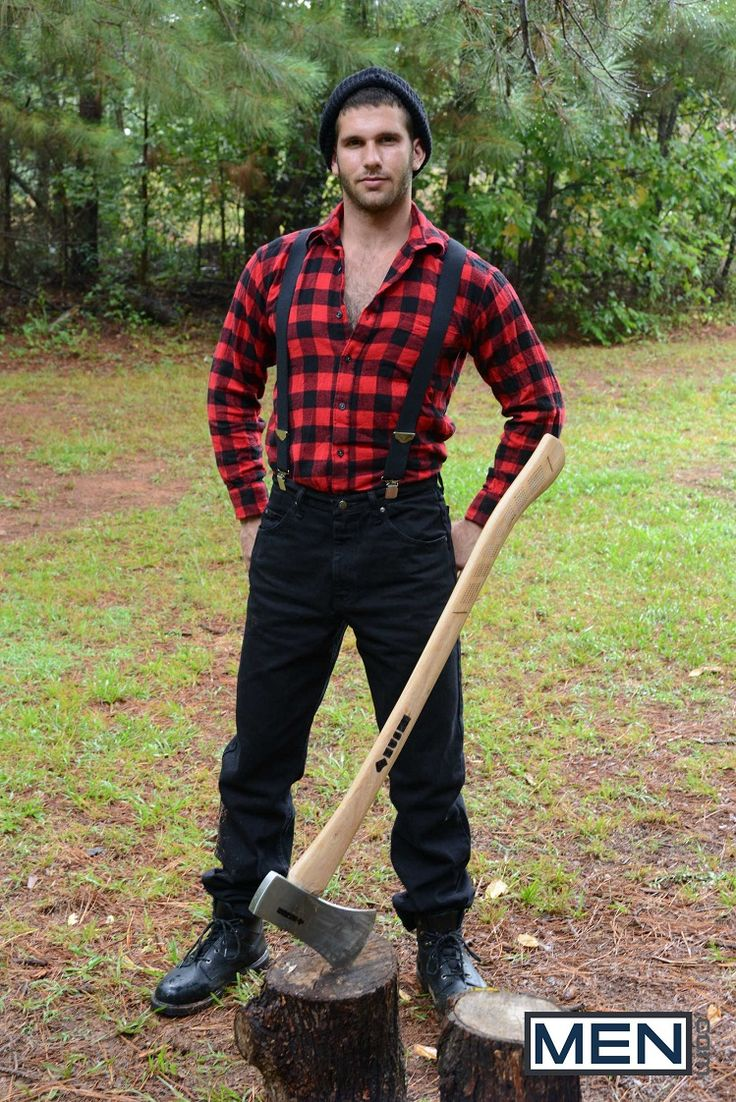 from Keenan gay lumber jack porn