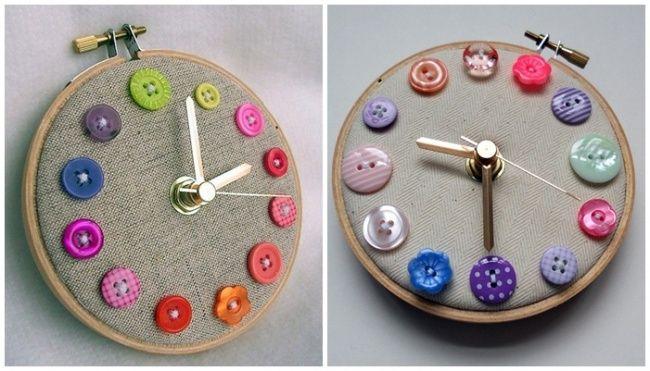 DIY: 15 ιδέες για πανέμορφο ρολόι τοίχου!   Official.gr