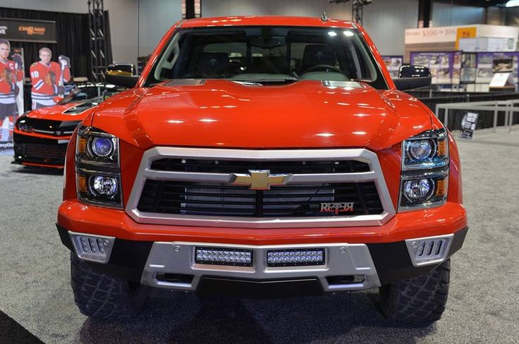 Chevy's Answer to the Raptor - The Reaper | &CARS ...