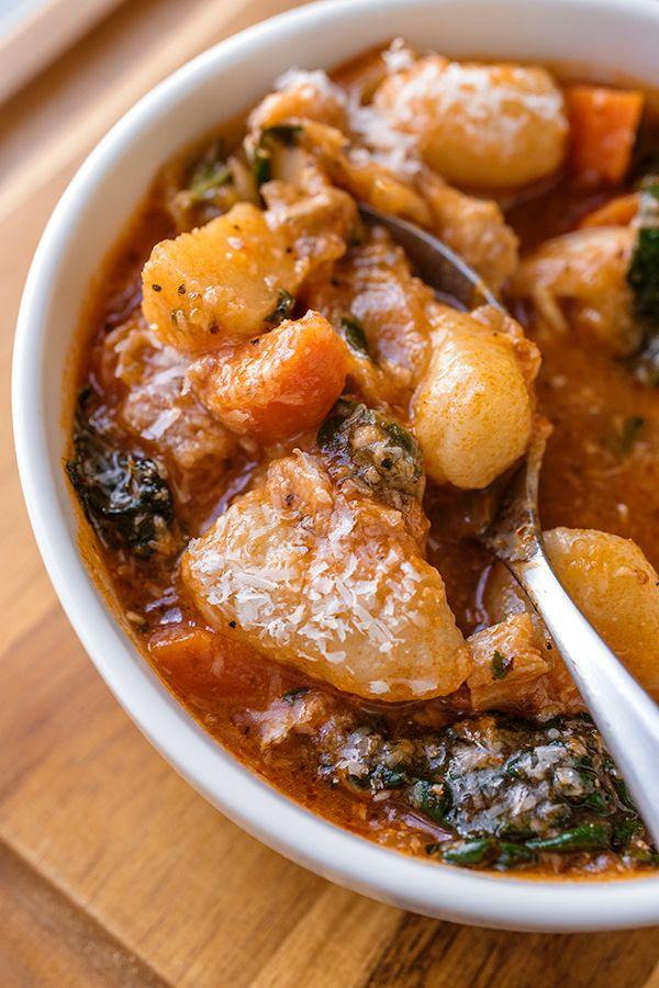 25+ bästa Italian chicken soup idéerna på Pinterest