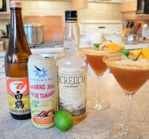 #Popular on our ifood TV channel this week: How to Make #Spicy #Thai #Tamarind #Cocktails! #mixology #bartending   * Subscribe to Cooking With Kimberly: http://my.fawesome.tv/CookingWithKimberly #cwk
