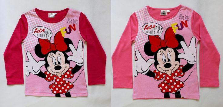 Minnie hoszú ujjú gyerek póló. újgyerekruha webáruház.  http://www.ujgyerekruha.hu/minnie_hosszu_ujju_polo_vilagos_rozsaszin_0