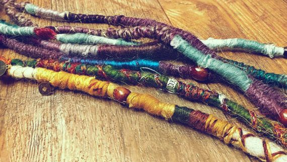 SALE Buy 1 get 1 free Bohemian Hair Wraps Braid In