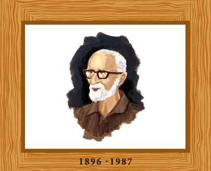 "Salim Ali-Naturalist who helped develop Ornithology; also known as the ""birdman of India""."