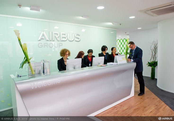 Airbus Group Chalet @ the Singapore Airshow by Proj-X Design.  www.proj-x.com.au