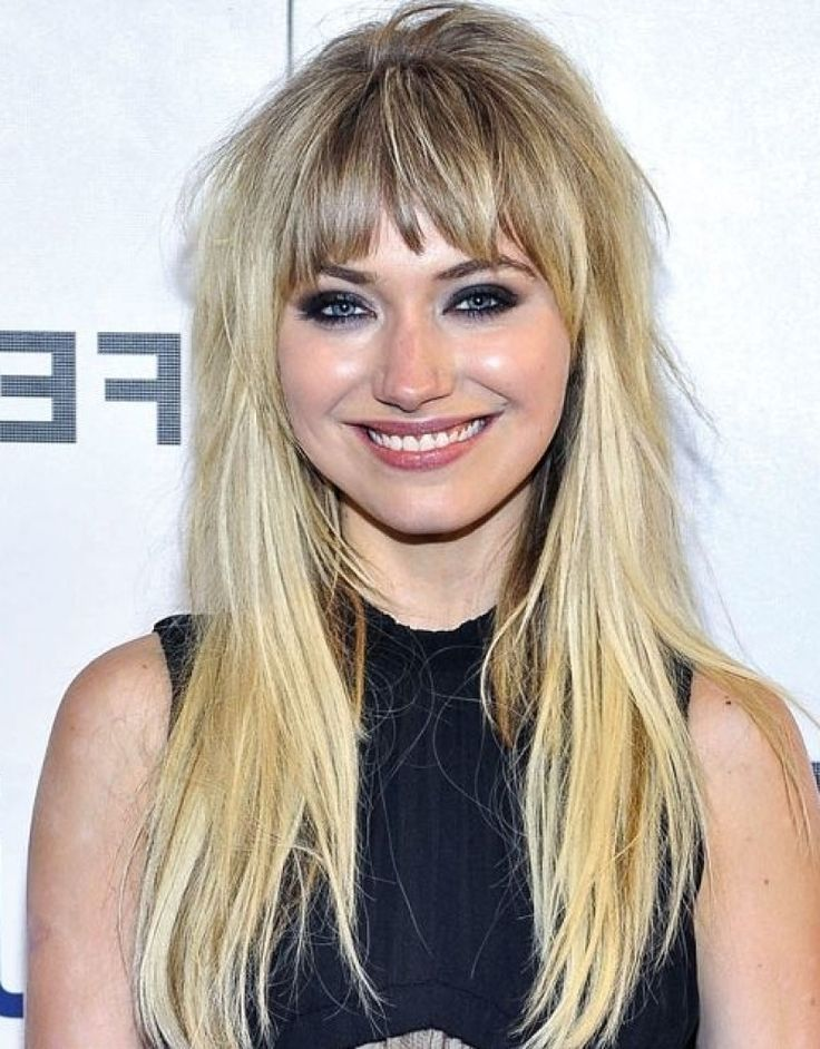 choppy haircuts long 25 best ideas about fringe hairstyles on 9967 | dbc2c160696263306282778e85f0996b