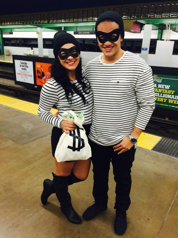 """Halloween is the best time of the year to show off how cute you and your """"boo"""" are! What better way to do so than with adorable and easy couples costumes?! Keep reading for 20 of the best couples Halloween costume ideas! 1. Flo from Progressive and..."""
