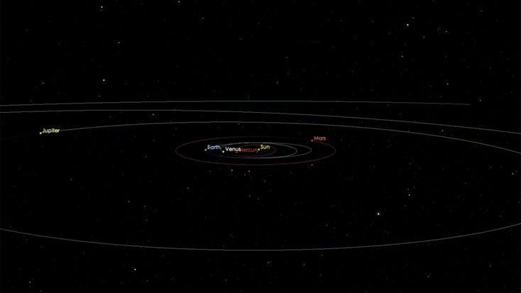 Vedci skúmajú objekt, ktorý má šancu byť mimozemskou loďou