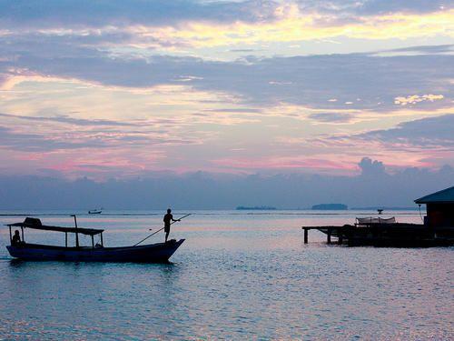 Thousand Islands, Jakarta, Indonesia