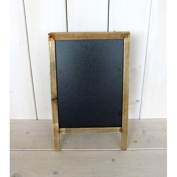 Dřevěná tabule