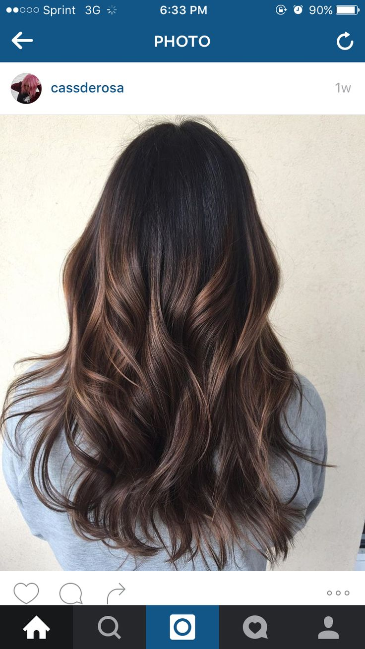 Subtle balayage                                                                                                                                                                                 More
