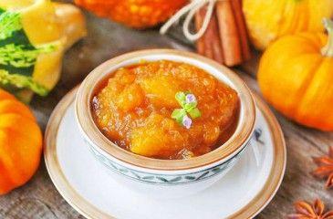 Варенье из тыквы с лимоном - рецепты с фото. Как варить тыквенно-лимонное варенье, джем или конфитюр на зиму