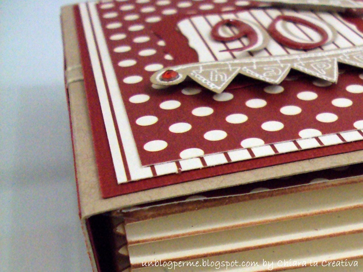 Ippity Stamps Book Card