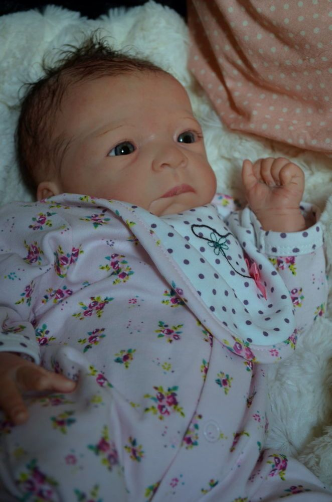 Cute Reborn Baby Doll Soft Silicone 18 Inch Handmade Baby: 34879 Best Images About Lifelike Baby Dolls On Pinterest