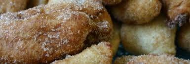 Bananen kunnen net als appel en ananas verwerkt worden tot lekkere beignets.Nederlands Dis geeft een goed recept voor beignet-beslag en dan moeten we het maar even zelf maken.