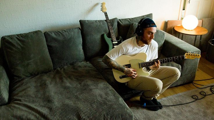 "Pittsburgh rapper Mac Miller finds a certain level of freedom in playing guitar that he can't otherwise access.  Miller has used electric guitar, bass, and organ to fully utilize his skillset and ultimately find inspiration as an artist.  Describing his guitar's ability to tap into a stream-of-consciousness sort of creative flow, he says, ""To [keep] the wheels of inspiration turning and create from scratch, you've got to give yourself time. Just play for the sake of it."" Miller came up…"