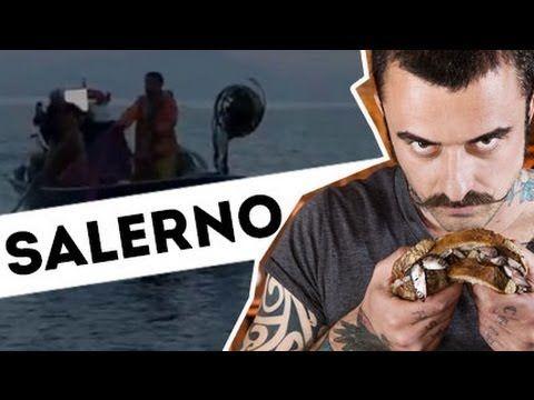 """Le Alici, O' Cuoppo e la Zizzona. Online il video di """"Unti e Bisunti"""" girato a Salerno e Cetara - http://virgiliosalerno.myblog.it/archive/2013/07/15/unti-e-bisunti-dmax-chef-rubio-salerno.html"""