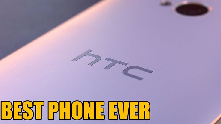 HTC ONE M7 4 Years Later