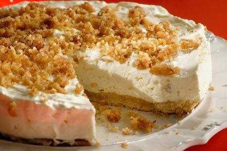 Greek Cheesecake With Melomakarona Recipe (Amateur Cook Professional Eater)