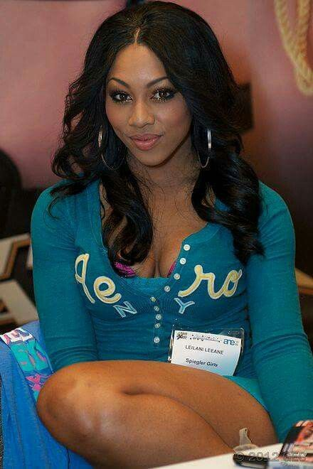 Leilani Leeane Sexy Women Pinterest Beautiful Black