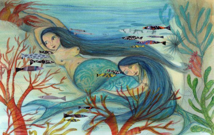 Barbara Vagnozzi - Mermaids