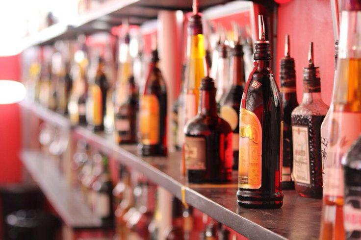 European Bartender school, Phuket Thailand 2013