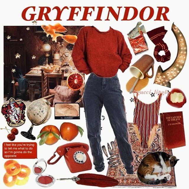 Pin Auf Gryffindor