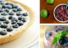 July is National Blueberry Month! Celebrate with these healthy ideas to cook and eat one of summer's most delicious and nutritious fruits.