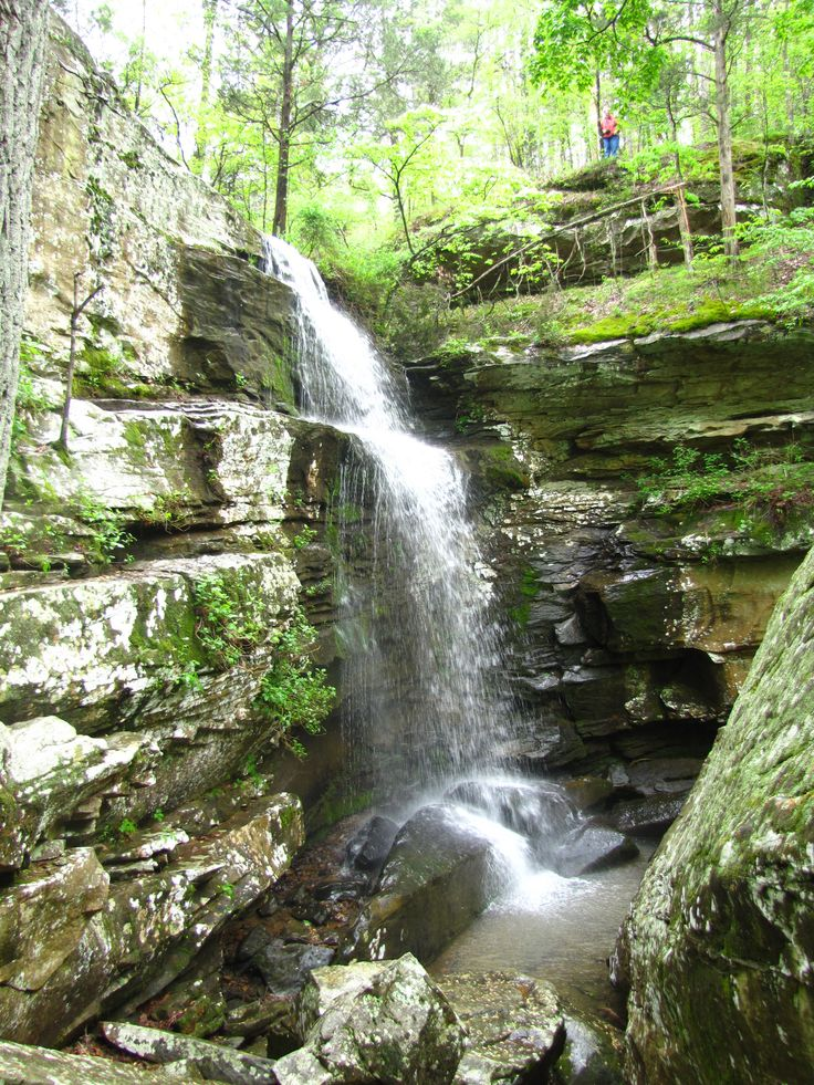 The Amazing Burden Falls In Shawnee National Forest. This Submitted By  Dixie D.