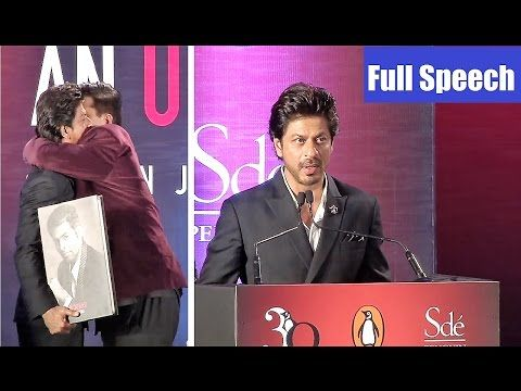 WATCH Shahrukh Khan's Emotional Heart Touching Speech for Karan Johar. Click to see full video >>> https://youtu.be/_zbjbt4pgJM #shahrukhkhan #karanjohar #bollywood #bollywoodnews #bollywoodnewsvilla